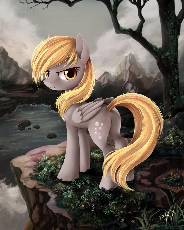 TV HORSE by ponyKillerX