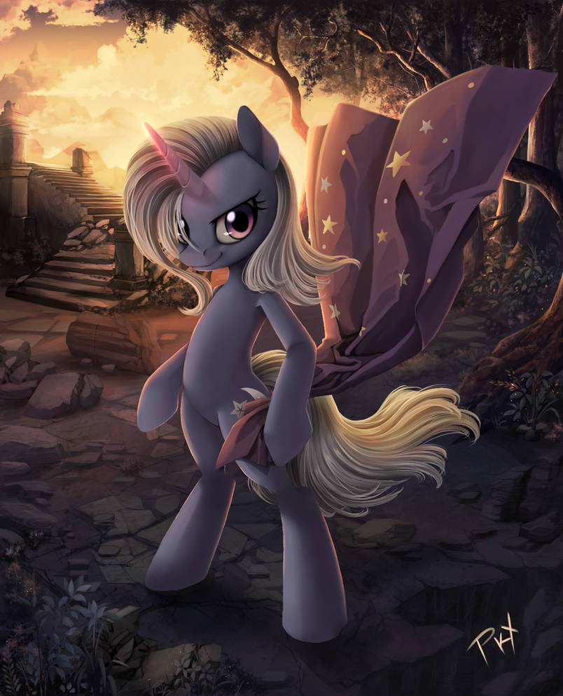 Worst pony returns by ponyKillerX