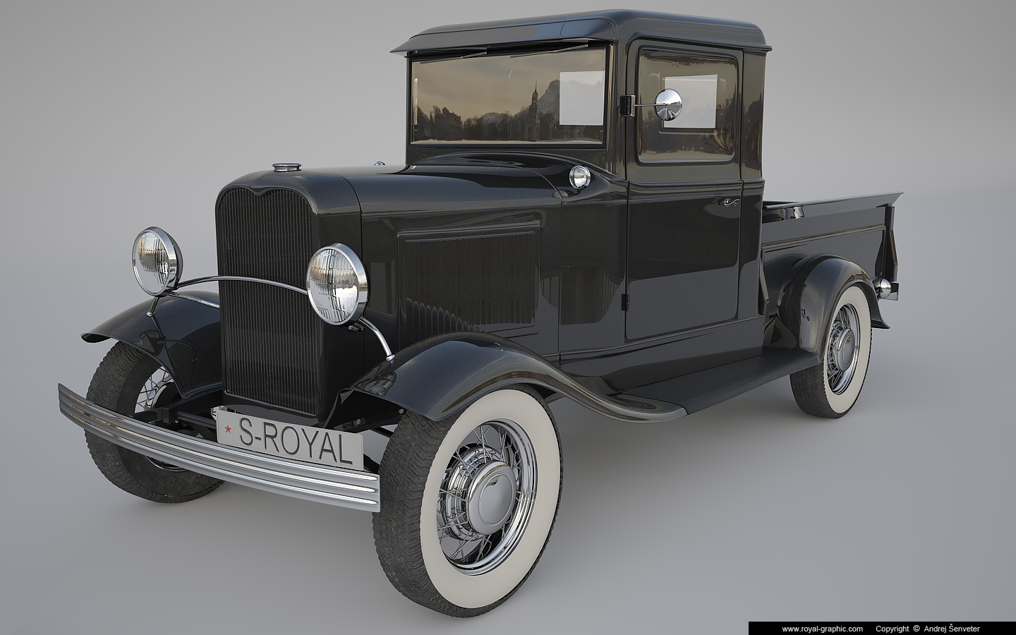 Ford Pick up 1932
