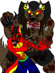 Juggalo and KLown WoLF