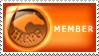 Stamp - HARPG Member by Horsepoint