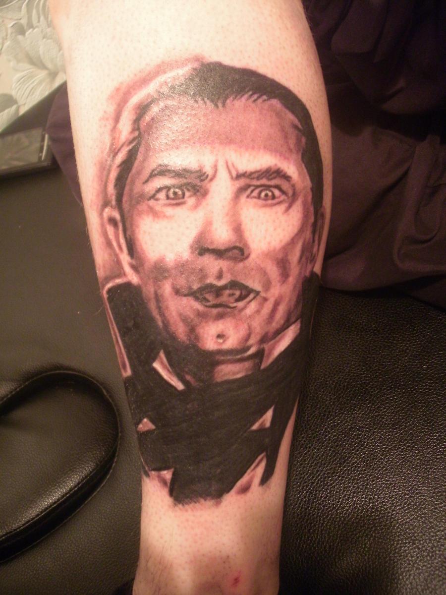10 Devastating Dracula Tattoos