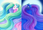 The Princesses Of Day And Night