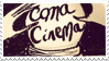 Coma Cinema Stamp 2 by Spookly
