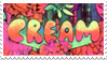 Cream stamp by Spookly