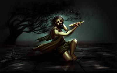 Oedipus by alexkrat92