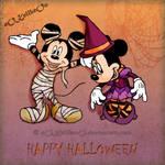 Happy Halloween by oOKellkeoO