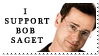 Bob Saget Stamp by DemosthenesVoice