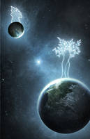 Earth Day Poster: 2 by DemosthenesVoice