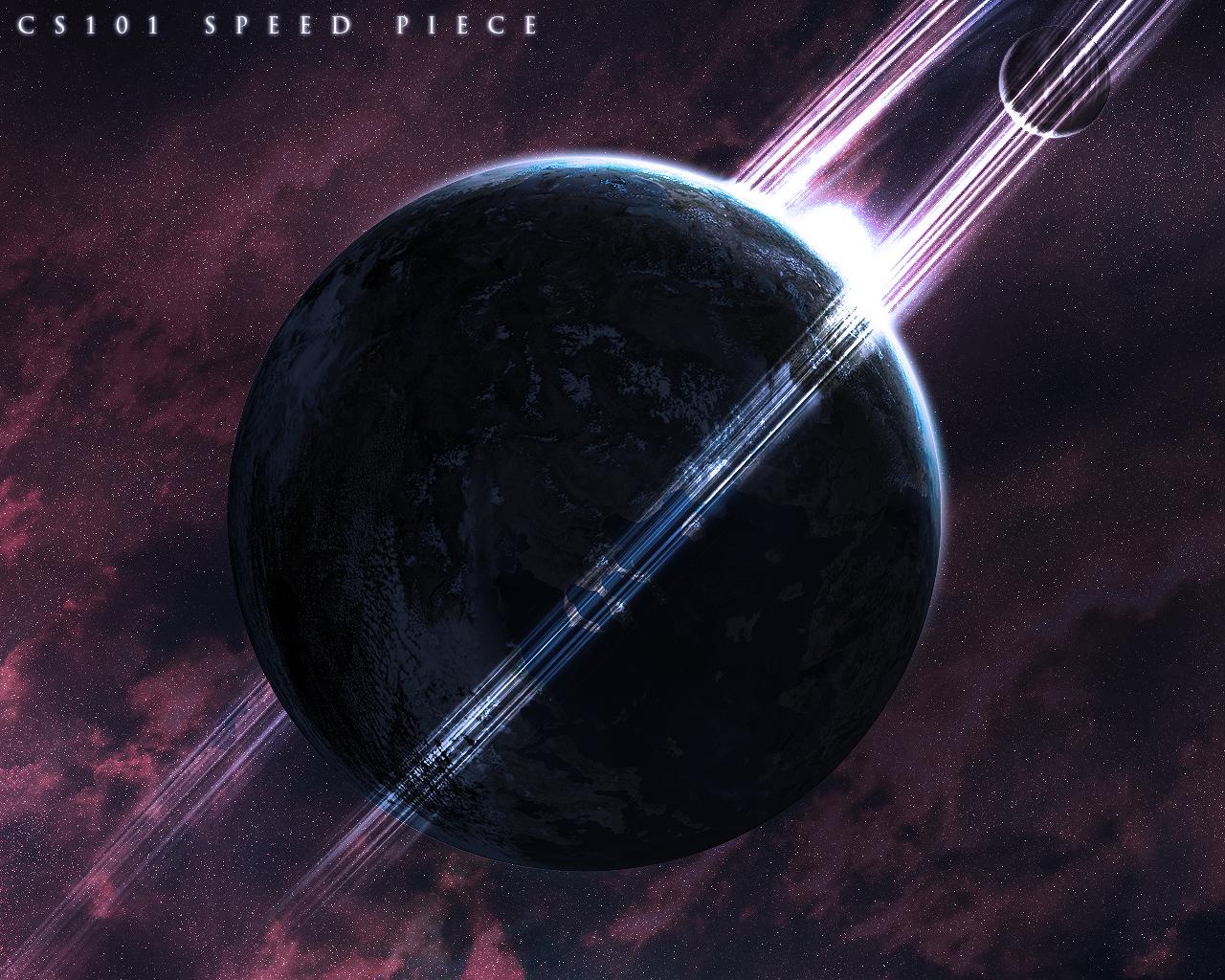 Speed Piece by DemosthenesVoice