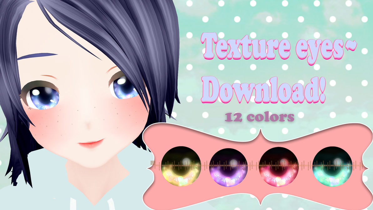 Images of Eye Texture Mmd Cute - #rock-cafe