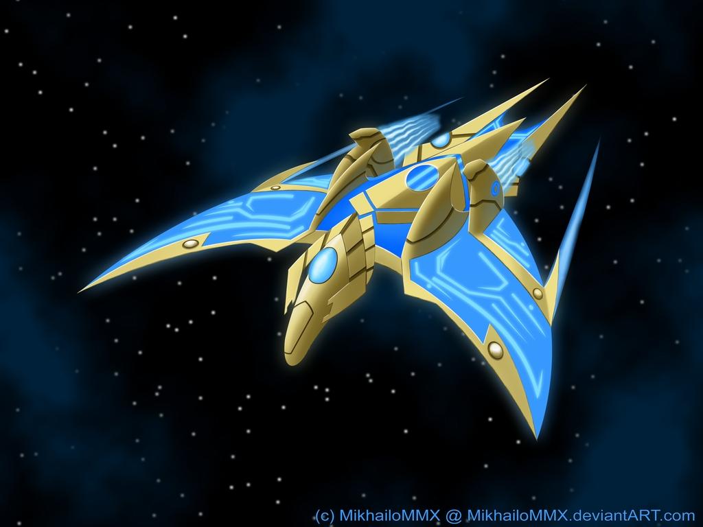 Protoss Firepower: Phoenix by MikhailoMMX
