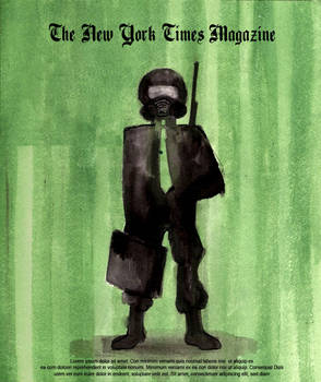 Soldiers of Fortune: NYT cover