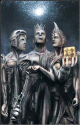 Three Kings by splatterspace