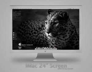 iMac 24 Screen
