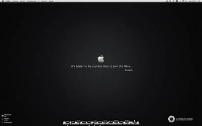 Black Apple Desktop -Adelanto-