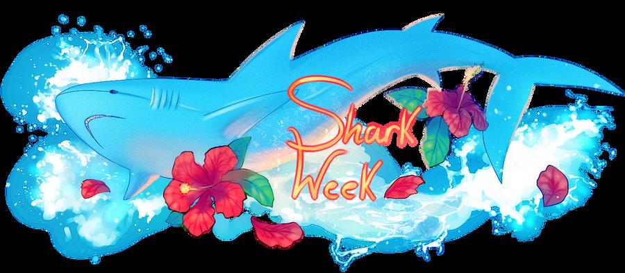 Sharkweek banner 2018 by AnniverseStash