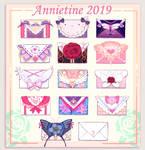 Annietine Calendar Final Version
