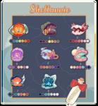 Shellannie 2019 Calendar by AnniverseStash