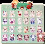 Annielender calendar by AnniverseStash