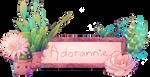 Adorannie 2020 Banner by AnniverseStash