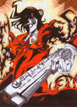.: HELLSING ULTIMATE - ALUCARD :.
