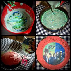 Make CAKE, Not Horcruxes :D