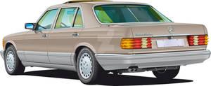 Mercedes-Benz 560 SEL W126