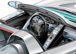 Porsche Carrera GT (detail 01)