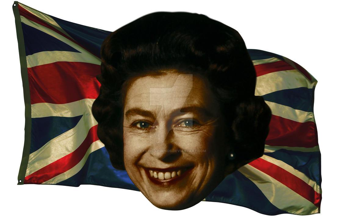 Vector - Queen Elizabeth II. by exotic-legends