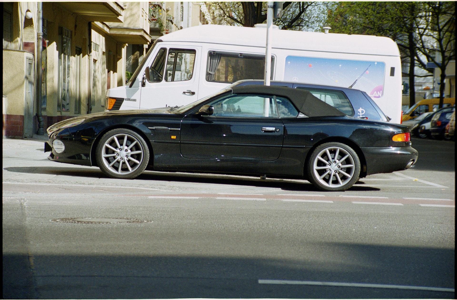 Aston Martin Db7 Vantage Volante 11 Berlin 2002 By Exotic Legends On Deviantart