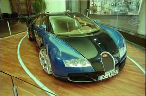 Bugatti Veyron 16.4 concept study (Berlin,2004) 12