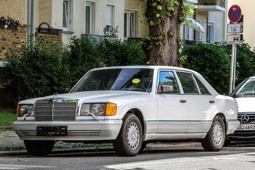 Mercedes-Benz 560 SEL W126 (Berlin, 2021) 49
