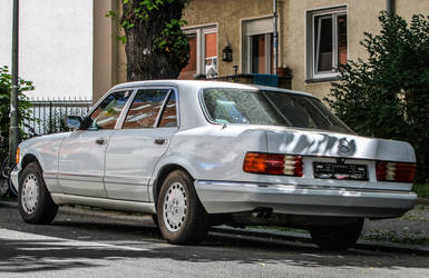 Mercedes-Benz 560 SEL W126 (Berlin, 2021) 50