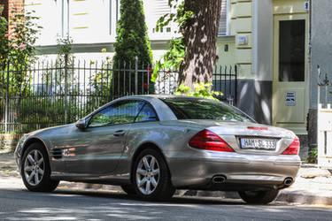 Mercedes-Benz SL 500 R230 (Berlin, 2021) 27