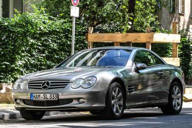 Mercedes-Benz SL 500 R230 (Berlin, 2021) 28