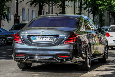 Mercedes-Benz S 63 AMG 4MATIC W222 (Berlin2021) 05