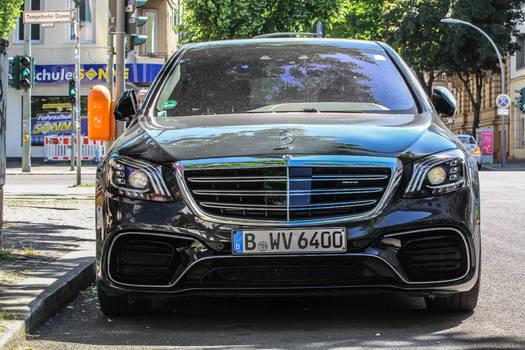 Mercedes-Benz S 63 AMG 4MATIC W222 (Berlin2021) 06