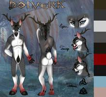 COMMISSON:Bolverk Ref by TheHuntingWolf