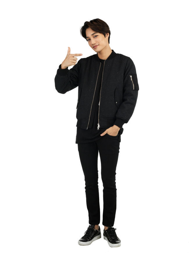 EXO SECRET PHOTO KAI PNG by hyukhee05 on DeviantArt