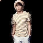 Super Junior Eunhyuk SPAO png