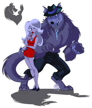 Me and Mr.Wolf