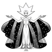 Save The Light [White Diamond] by PizzaPupperRoni