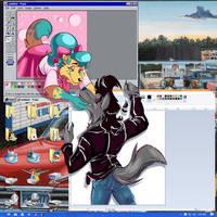 Across the Desktop