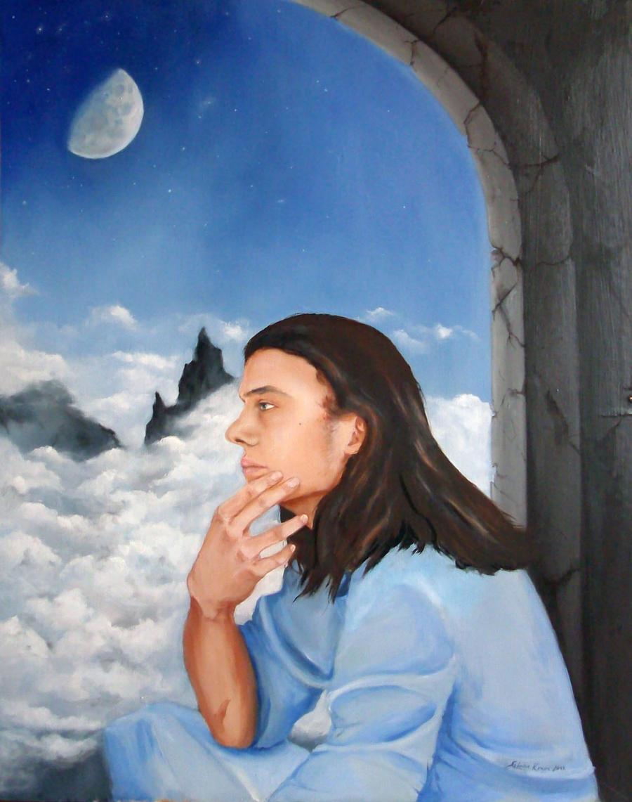 The Philosopher by yanari