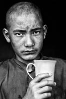 THE FACE by praveenchettri