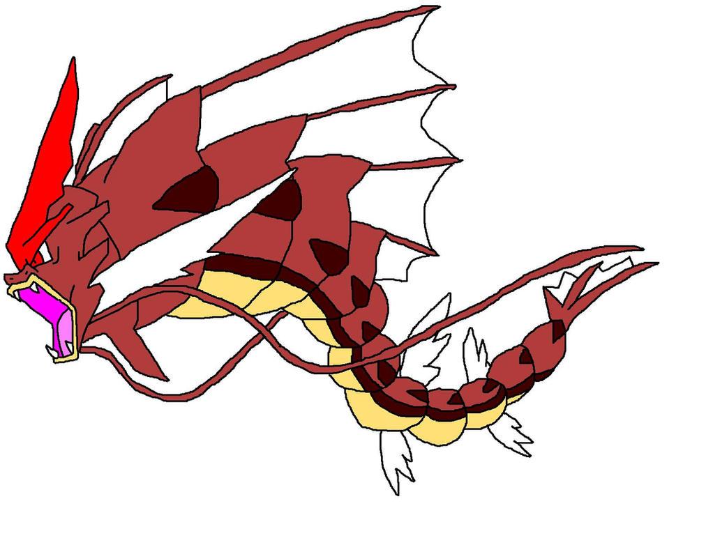 Mega Gyarados | www.imgkid.com - The Image Kid Has It! Pokemon Mega Red Gyarados