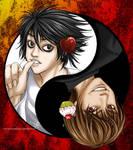 Yin Yang Death Note
