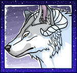 Ionis, the Horned Wolf God