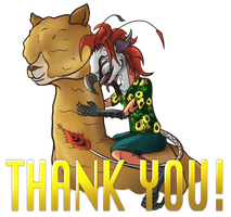 + Llama from you, thank you! by Souvillaine